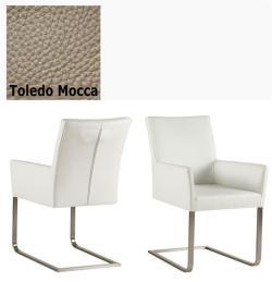 Freischinger - Agio Leder Toledo beige ohne Griff von Kasper Wohndesign