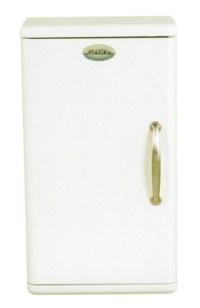 Tenzo Malibu Badschrank 5170 - 1 Tür Weiß - Badezimmer Wandschrank
