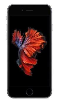 Apple iPhone 6S - 64 GB - WiFi / 4G / Bluetooth - Space Grau
