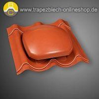 JA-Dachflächenentlüfter aus Kunststoff für Pfannenblech TYP 2