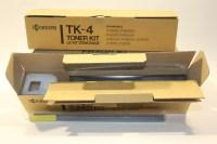 Kyocera TK-4x2 Toner Black (nur Toner ohne Zubehör) -Bulk