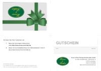 Horse & Rider Gutschein
