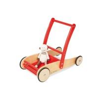 Lauflernwagen 'Uli', rot