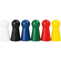 Ludo für 6 Spieler