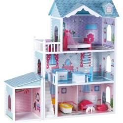 Puppenhaus Deluxe-Villa