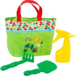 Raupe Nimmersatt Gartentasche