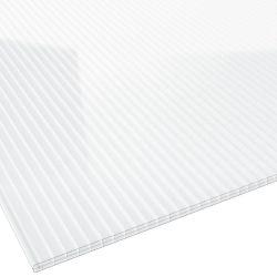 Stegplatte Polycarbonat 16 mm 980 mm glasklar