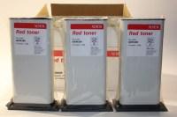 Xerox 006R90189 6R90189 Toner Red -Bulk