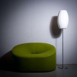 DESIGNER LOUNGE FOTO LAMPE AGRI ;-)