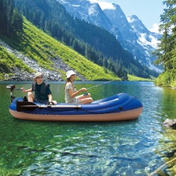 Wildriver Schlauchboot 283x152cm inkl. Motor