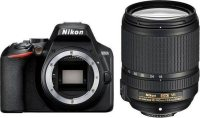 """Nikon """"D3500 KIT AF-S DX 18-140 mm 1:3.5-5.6G ED VR"""" Spiegelreflexkamera (AF-S DX NIKKOR 18-140mm 1:3,5-5,6G ED VR, 24,2 MP, Bluetooth)"""