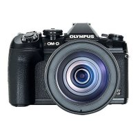 "Olympus ""E-M1 Mark III 12-100mm Kit blk/blk"" Spiegelreflexkamera (21,8 MP, WLAN (WiFi), Bluetooth)"