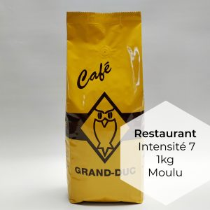 Café Grand-Duc Restaurant Moulu