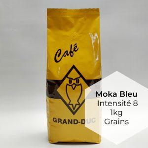 Café Grand-Duc Moka Bleu Grains