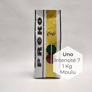 Café Numero Uno Moulu 1kg