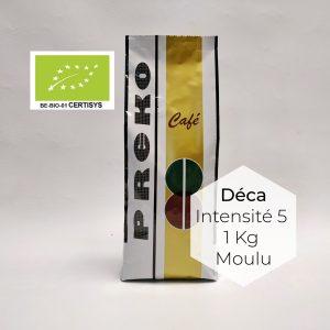 Café Déca Moulu 1kg