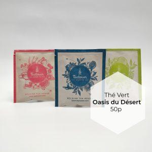 Thé Tea Tower Oasis du Désert (50p)