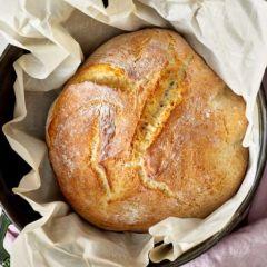 Магичен леб без месење