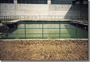 Bazin retentie apă