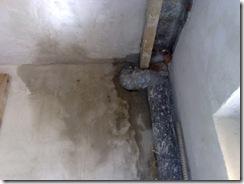 Interioarele si finisajele stricate de apele infiltrate prin izolatii