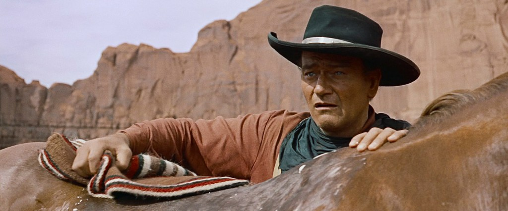 Still from The Searchers