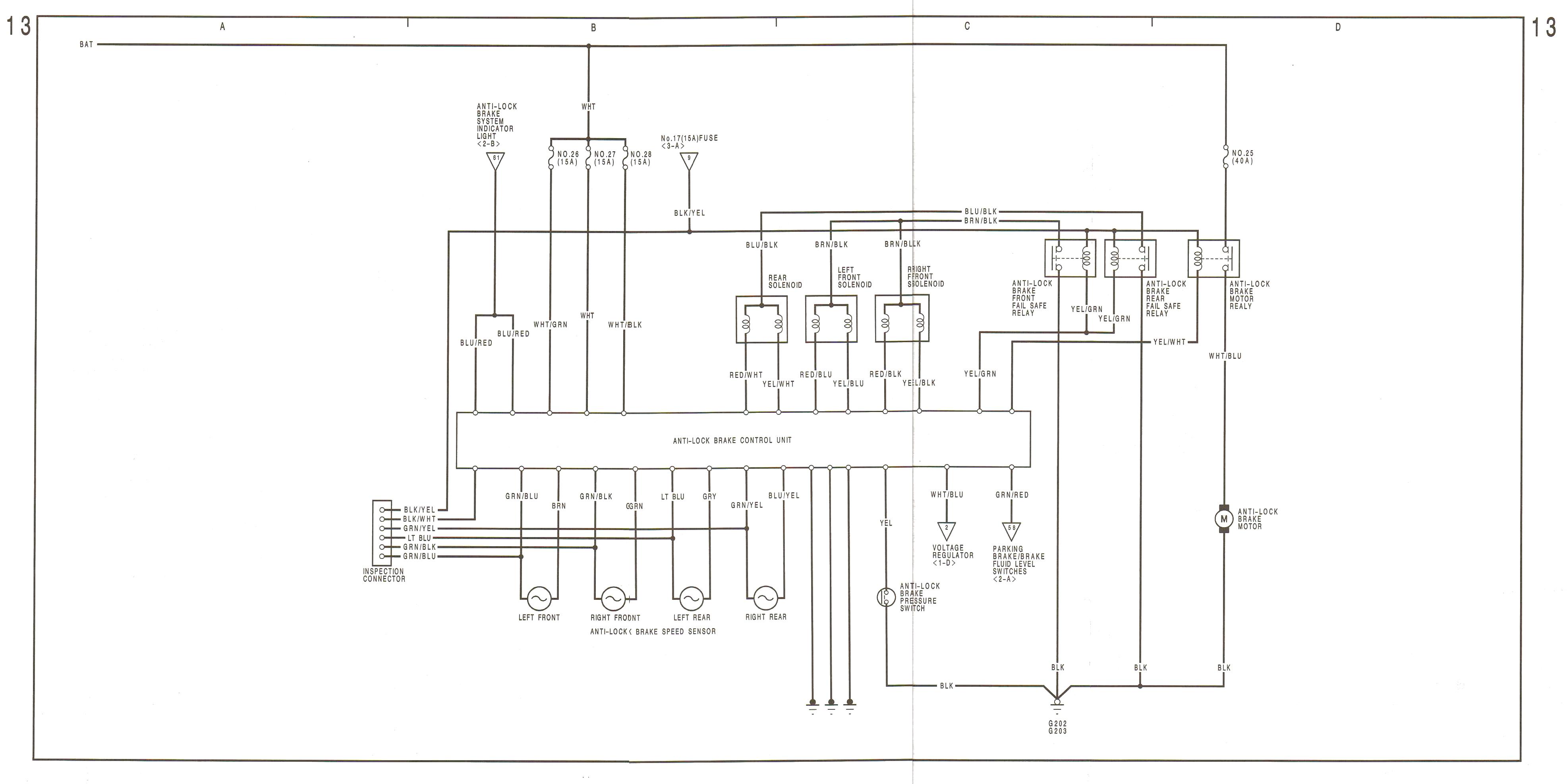 90-91 Wiring Diagrams