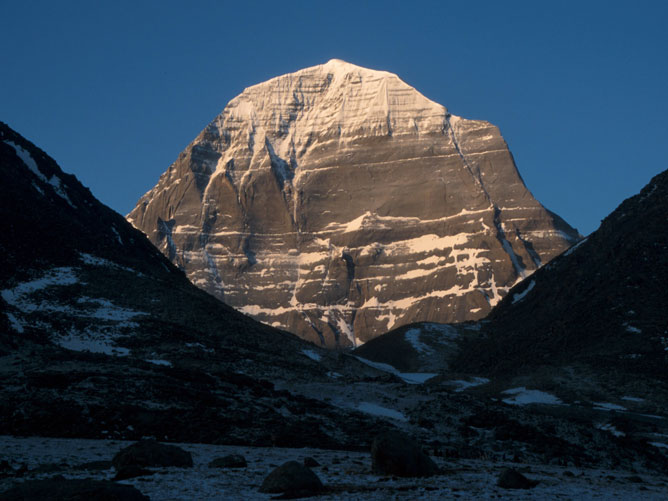 Mount-Kailash