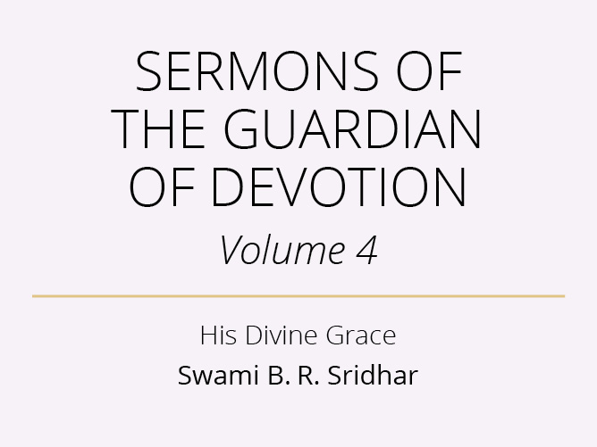 Sermons of the Guardian of Devotion-iv