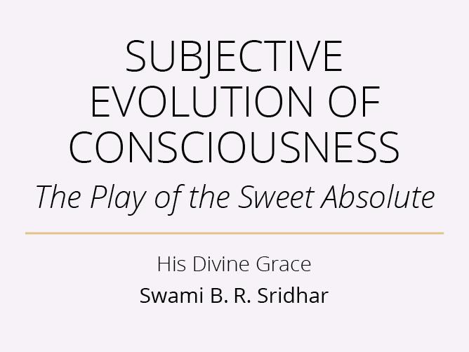 Subjective Evolution of Consciousness