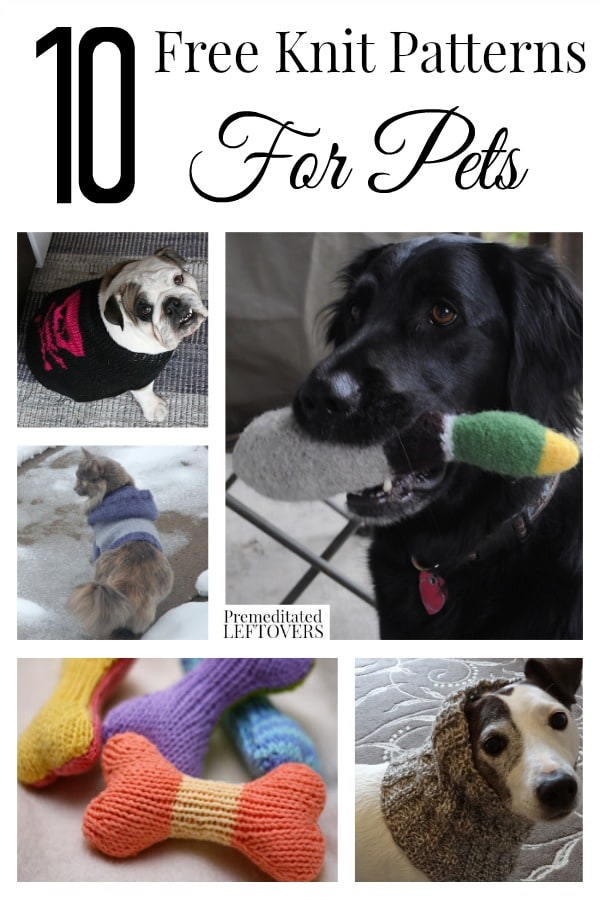 free cat knitting patterns # 65