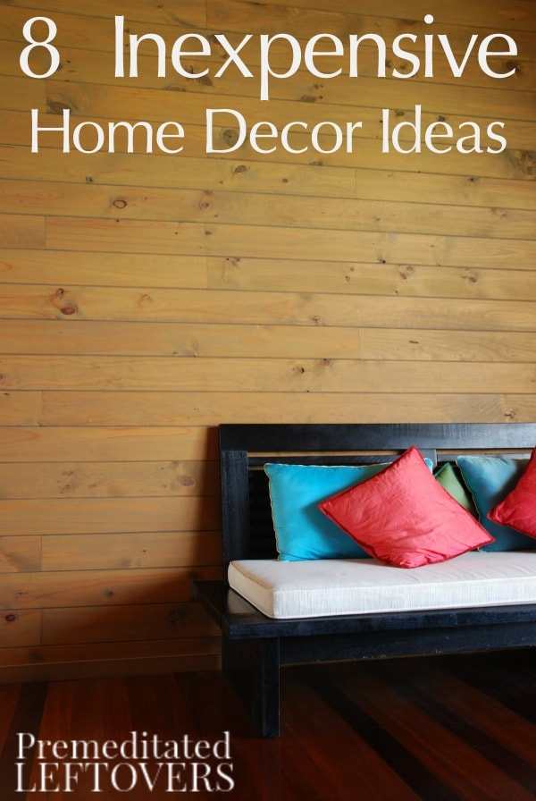 Frugal Home Decor S With Major Impact