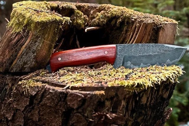 choosing a survival knife