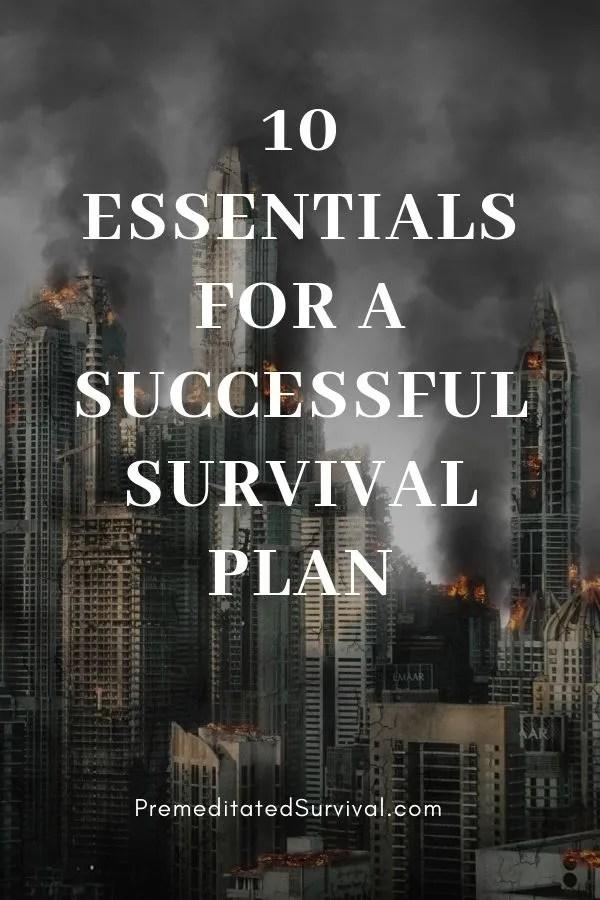 survival plan