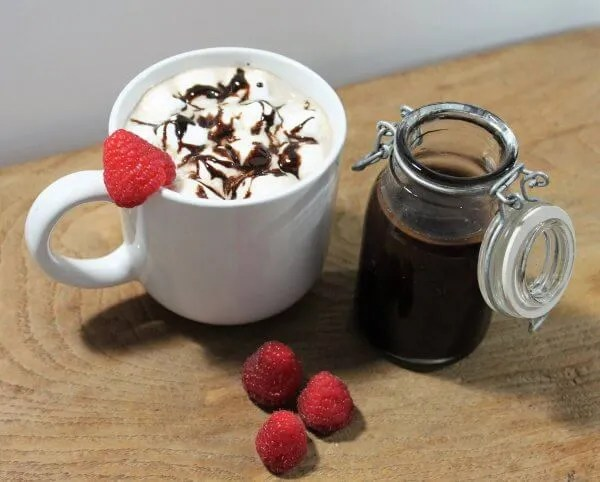 Quick and Simple Homemade Chocolate Syrup