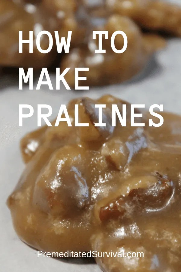 How to Make Pralines