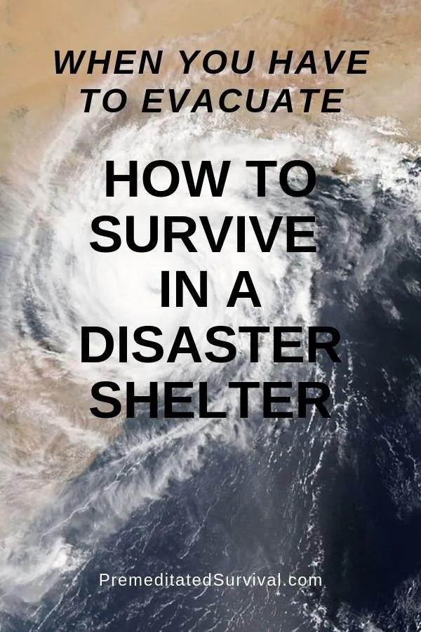 disaster shelter