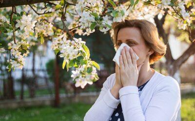 The Worst Pollen Season Ever?