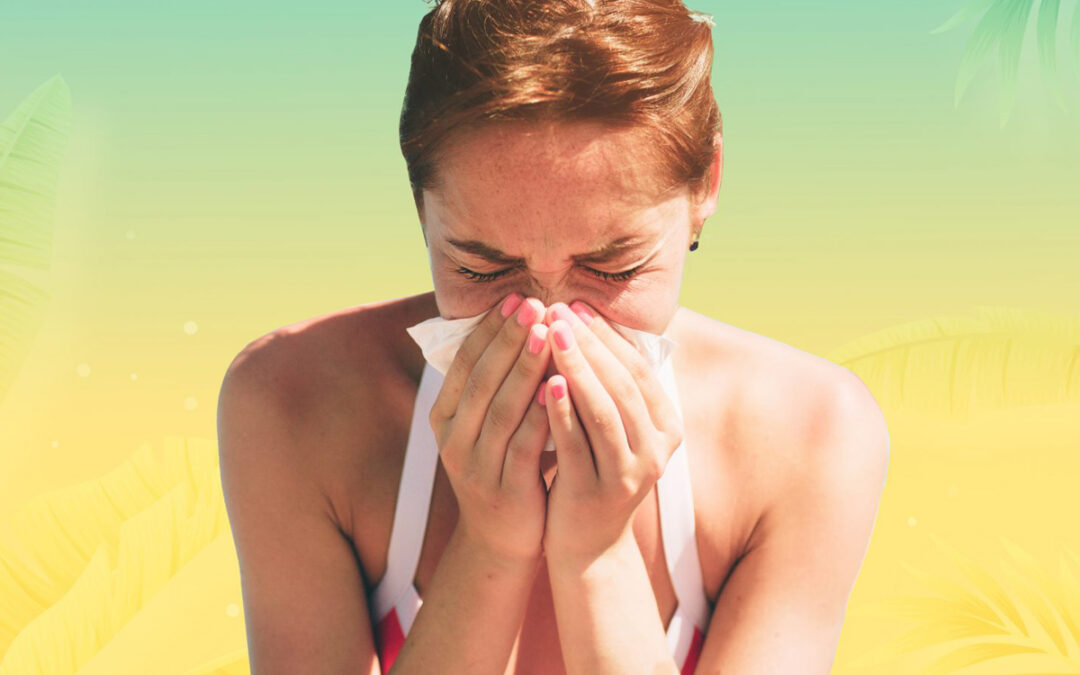 Sneezing Through the Summer:  When a Cold Could Be Allergies
