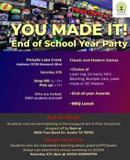 program 2019 end of year party
