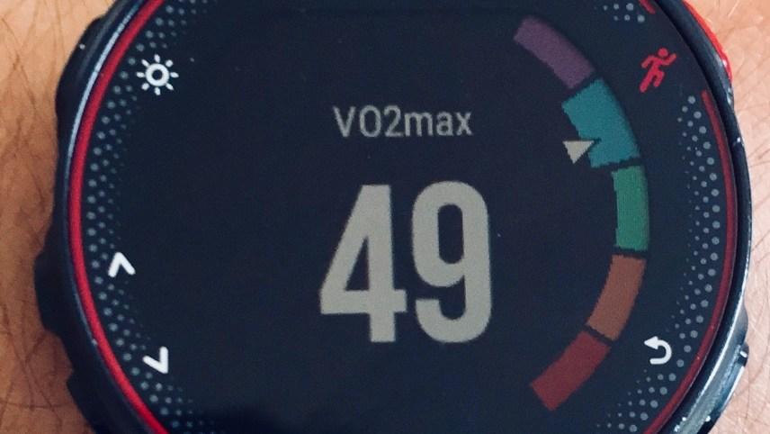 VMA-VO2max