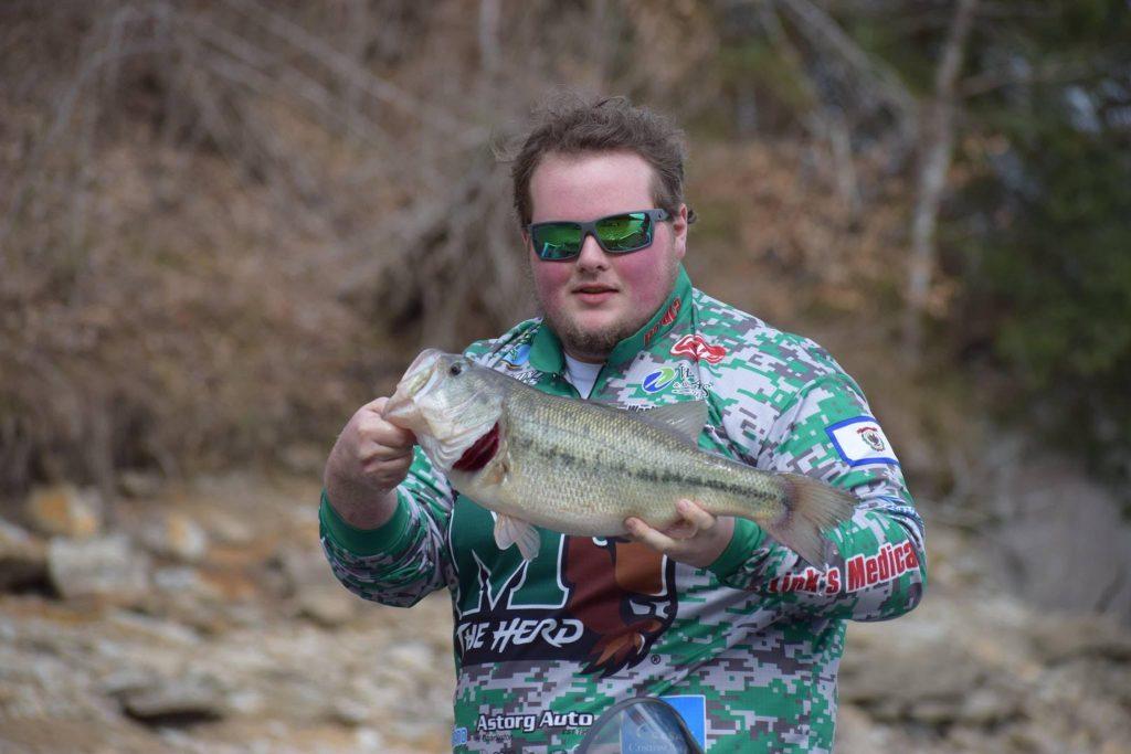 Marshall University Fishing