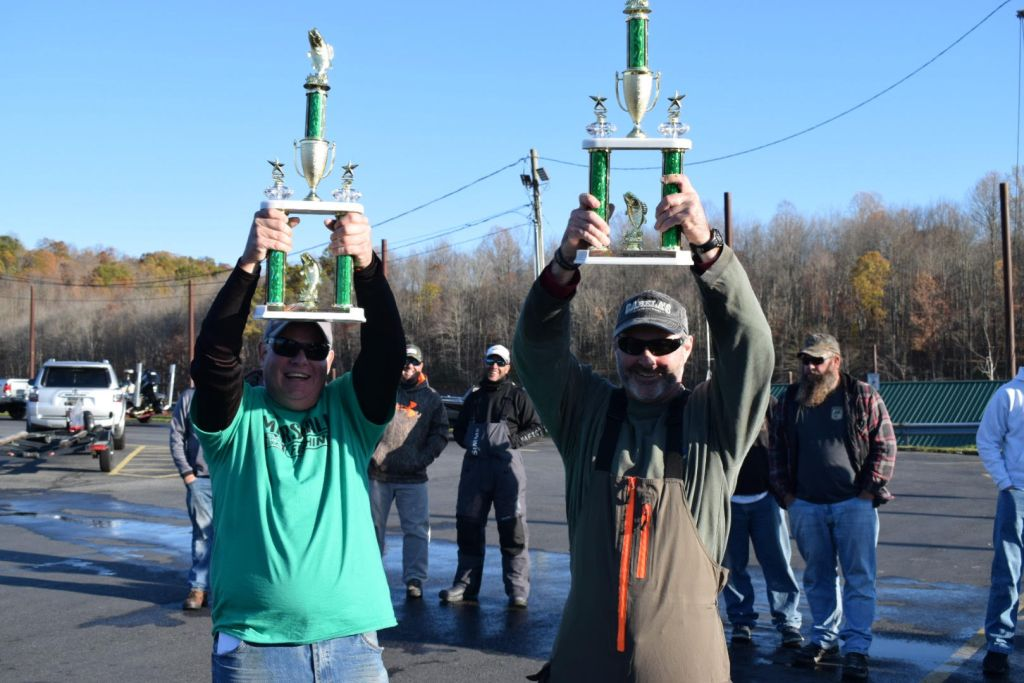 The Winners: Lee Hess and Josh Miller