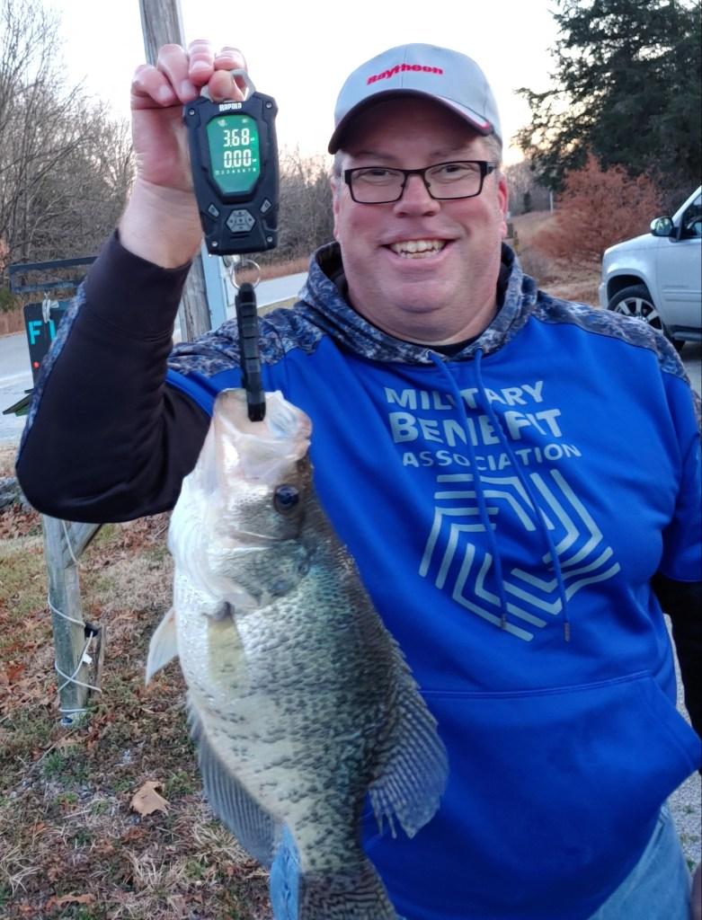 Crappie Fishing_Truman Lake_Mark Wilson