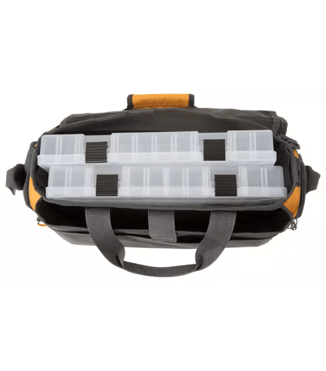 Bass Pro Shops Freestyle Satchel 370 Tackle Bag_3