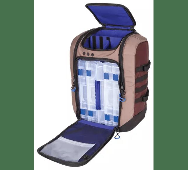 Flambeau Portage Backpack_Open