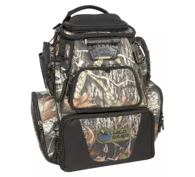 Wild River Tackle Tek Nomad Lighted Backpack