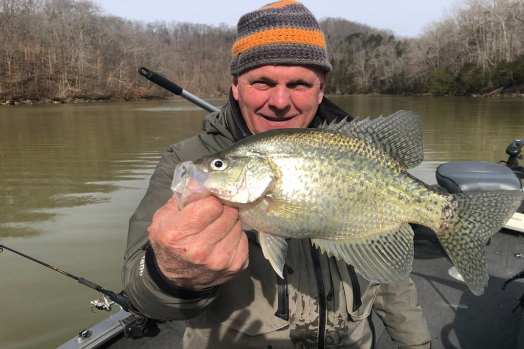 David Jones_Crappie Fishing 2