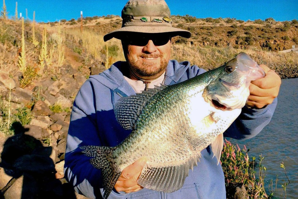 Idaho Catch and Release State Record Crappie