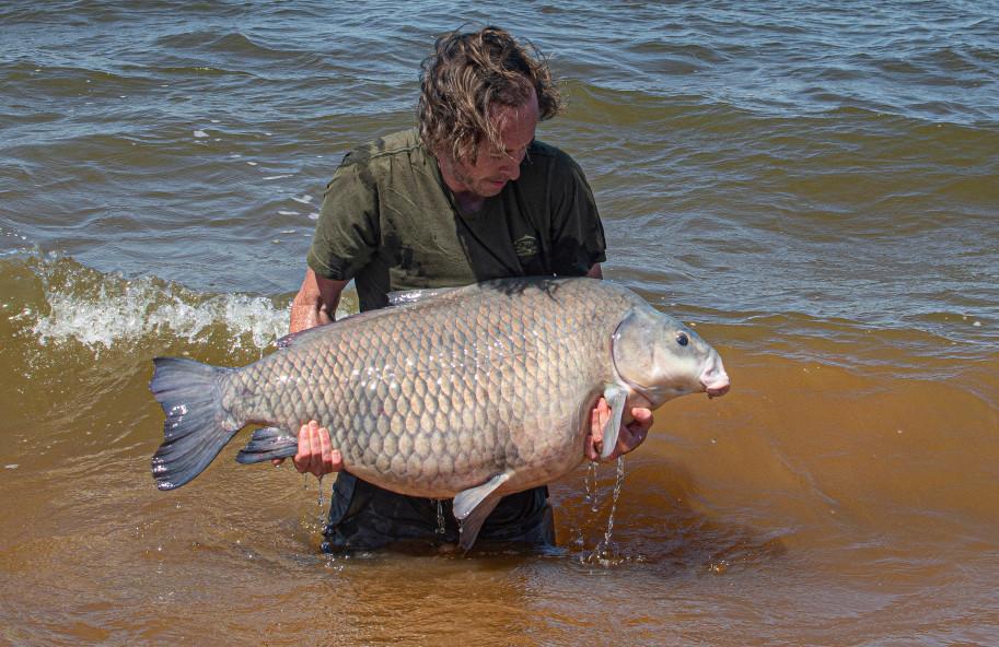 Erick Maybury Buffalo Fishing