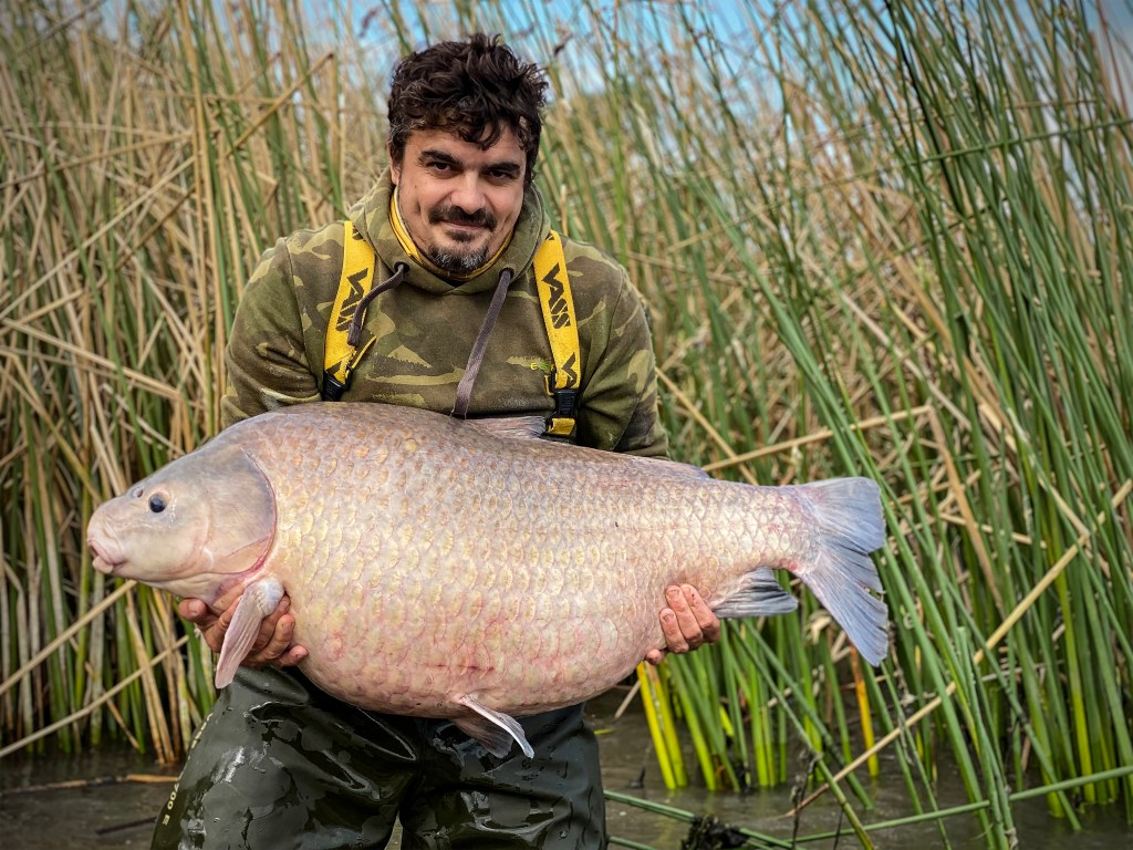 Martin Rich Buffalo Fishing